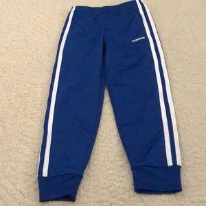 Adidas boys pants size 6 7